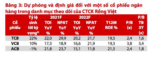 VDSC: VCB, TCB sẽ dẫn dắt VN-Index trong tháng 6, thận trọng với VPB, STB vì giá quá cao - Ảnh 2.