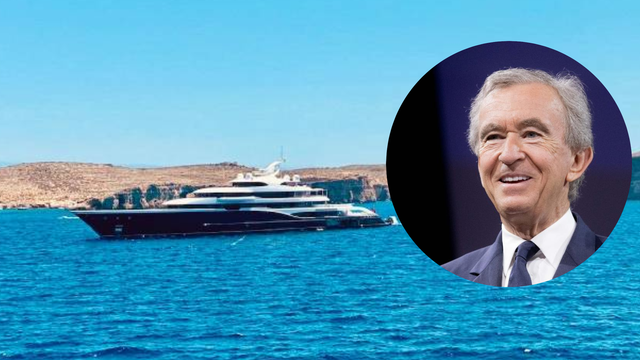 Ông trùm hàng xa xỉ sống cực tốt giữa đại dịch Covid-19: 73 tuổi vẫn kiếm bộn tiền vì cổ phiếu tăng, riêng thú chơi du thuyền bỏ xa Jeff Bezos cả nghìn cây số - Ảnh 5.