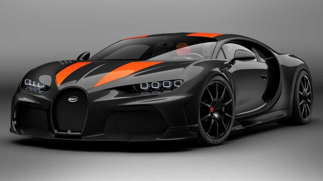 Bugatti Chiron bí ẩn bất ngờ lộ diện, có thể là hậu bản của xe suýt nhanh nhất thế giới  - Ảnh 2.