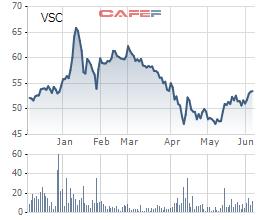 Cổ đông ngoại tại Viconship (VSC) xuống tàu, thoái sạch 6,2 triệu cổ phiếu - Ảnh 1.