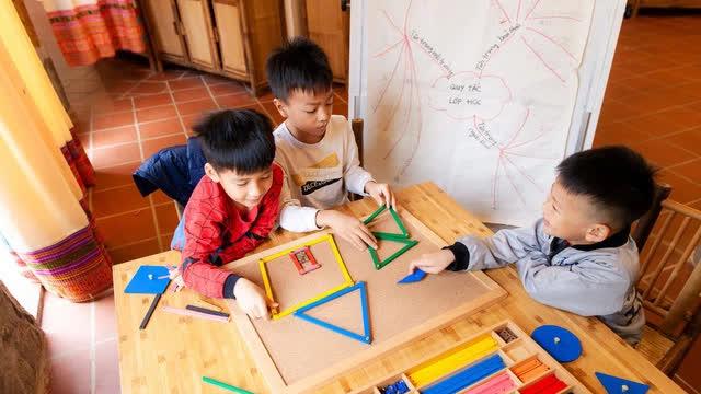3 ngôi trường liên cấp đặc biệt ở Hà Nội - nơi trẻ được vẫy vùng giữa thiên nhiên, thoát khỏi gánh nặng điểm số: Hạnh phúc là tiêu chí giáo dục quan trọng nhất! - Ảnh 7.