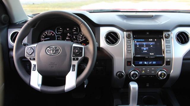 Toyota khẳng định Tundra 2022 sẽ nhấn chìm đối thủ Ford F-150 - Ảnh 3.