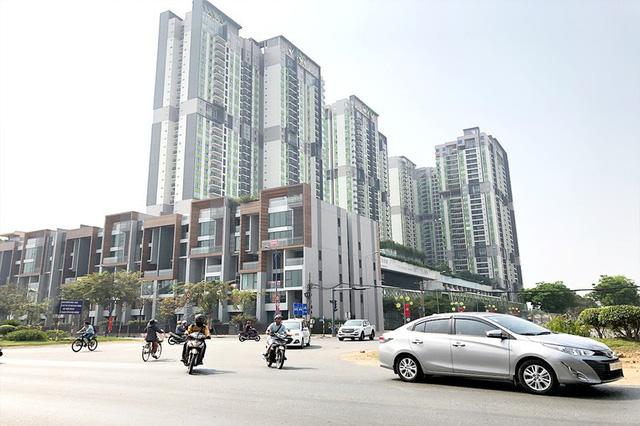 Siết chặt quản lý thuế trong kinh doanh bất động sản - Ảnh 1.