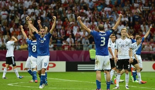 Chung kết Euro 2020: Cái dớp đáng lo cho Tam sư - Ảnh 2.