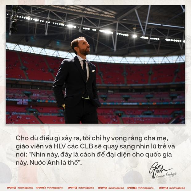 Tâm thư của HLV Gareth Southgate viết cho nước Anh: Nếu không có niềm tự hào dân tộc, cơ hội khoác áo Tam sư sẽ không bao giờ xuất hiện - Ảnh 13.