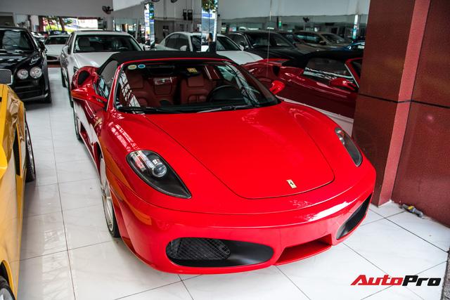 Điểm qua bộ sưu tập xe nghìn tỷ của Lionel Messi, chiếc Ferrari gây ấn tượng khi có giá quy đổi lên đến 850 tỷ đồng - Ảnh 3.