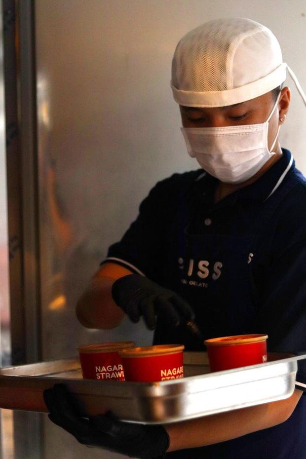 Bị review giao kem sai dung lượng in trên hộp, một thương hiệu kem nổi tiếng ở Sài Gòn lên tiếng giải thích, bất ngờ nhất là thái độ của cư dân mạng - Ảnh 8.