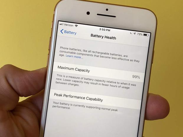 """Nhiều iPhone bị """"kích pin"""" đang bày bán tràn lan trên thị trường, người dùng cần hết sức tỉnh táo - Ảnh 2."""