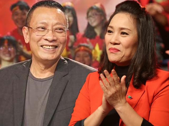 """Cuộc sống phía sau sân khấu của 4 cặp đôi MC """"ăn ý"""" nổi tiếng VTV: Người có cuộc sống hôn nhân viên mãn, người lận đận tình duyên - Ảnh 1."""