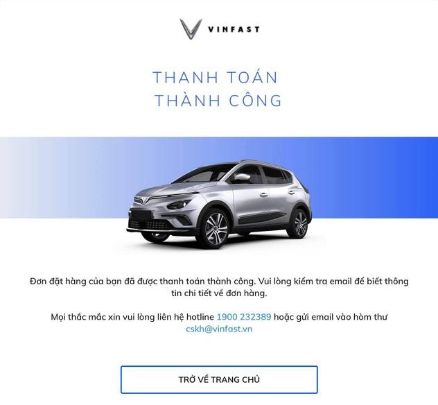 VinFast đã nhận hơn 25.000 đơn đặt cọc ô tô điện VF e34 - Ảnh 1.