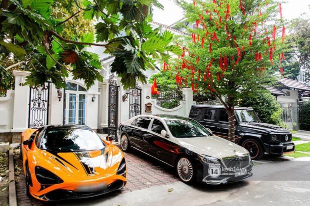 Nữ đại gia có biệt thự 200 tỷ, siêu xe xếp kín sân giàu cỡ nào? - Ảnh 4.