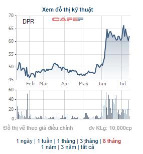 Cao su Đồng Phú (DPR) chốt quyền nhận cổ tức bằng tiền tỷ lệ 15% - Ảnh 2.