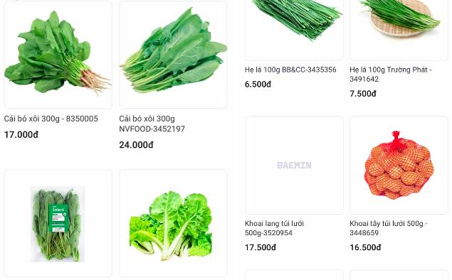 Nóng chuyện giá cả thực phẩm giữa tâm dịch Tp.HCM: Hệ thống siêu thị GO!, Big C, Tops Market Co.op Food cam kết giữ vững bình ổn giá - Ảnh 3.