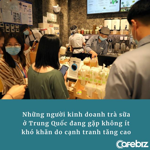 Chủ quán trà sữa: Tưởng 'oai' mà 'khoai' không tưởng, vừa mở hàng đã bị 20 quán đối thủ bao vây, khách ít lại còn 'khó chiều' hơn trước - Ảnh 1.