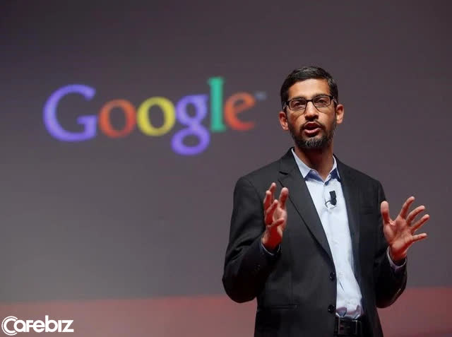 17 năm trước, CEO của Google đã có câu trả lời thông minh cho một câu hỏi phỏng vấn hóc búa, và bài học tuyệt vời về sự khiêm tốn - Ảnh 2.