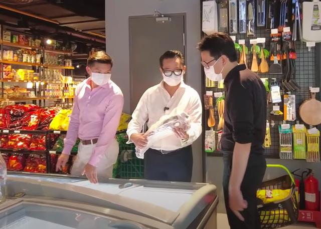 NTK Thái Công đi siêu thị trong mùa dịch liên tục kêu trời vì giá quá đắt, tổng số tiền lúc thanh toán gây sốc nặng - Ảnh 3.