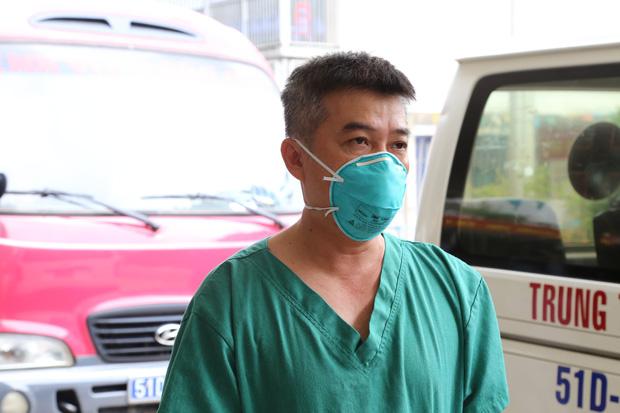 Ảnh: Bên trong Trung tâm Hồi sức Covid-19 với 1.000 giường, chuyên trị những ca bệnh nguy kịch tại TP.HCM - Ảnh 4.