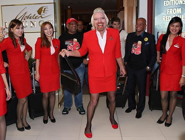 10 sự thật điên rồ về Richard Branson, vị tỷ phú chơi ngông của Virgin Group vừa bay vào vũ trụ trước Jeff Bezos - Ảnh 9.
