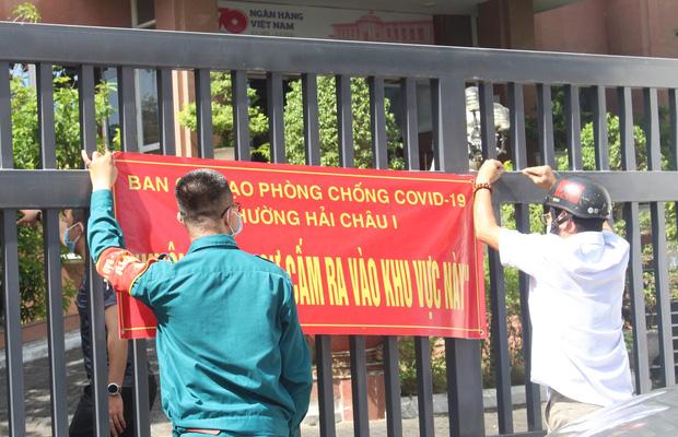 60 nhân viên Ngân hàng Nhà nước ở Đà Nẵng phải cách ly tại trụ sở vì đồng nghiệp mắc Covid-19 - Ảnh 1.