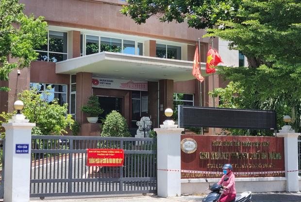 60 nhân viên Ngân hàng Nhà nước ở Đà Nẵng phải cách ly tại trụ sở vì đồng nghiệp mắc Covid-19 - Ảnh 5.