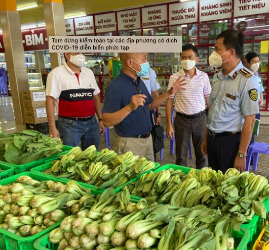 Bị Cục QLTT Tp.HCM kiểm tra trước phản ánh tăng giá rau củ quả… Bách Hoá Xanh nói gì? - Ảnh 1.