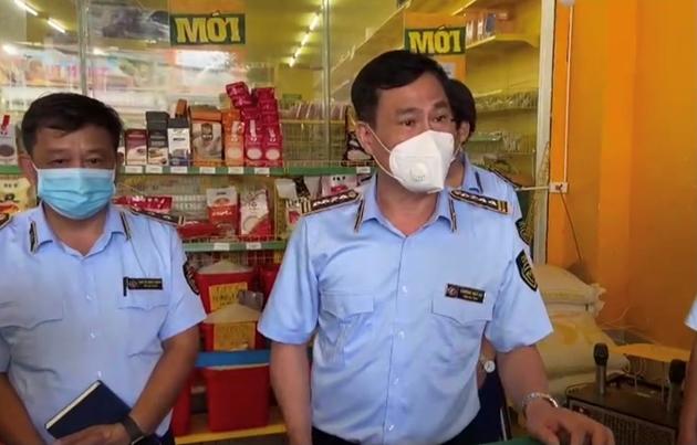 Bị Cục QLTT Tp.HCM kiểm tra trước phản ánh tăng giá rau củ quả… Bách Hoá Xanh nói gì? - Ảnh 2.