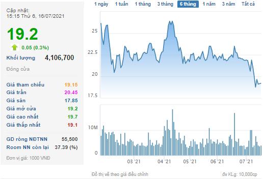 Tài chính Hoàng Huy (TCH) lên kế hoạch phát hành gần 200 triệu cổ phiếu cho cổ đông hiện hữu với giá 12.800 đồng/cp - Ảnh 3.