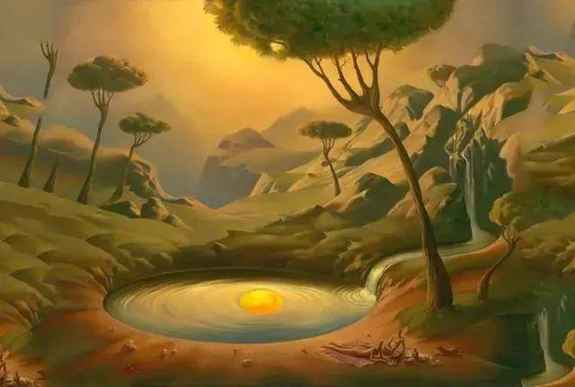 Khi nhìn vào bức tranh bạn bị thu hút bởi điều gì? Người có trí tuệ và sáng suốt sẽ đưa ra đáp án này - Ảnh 1.