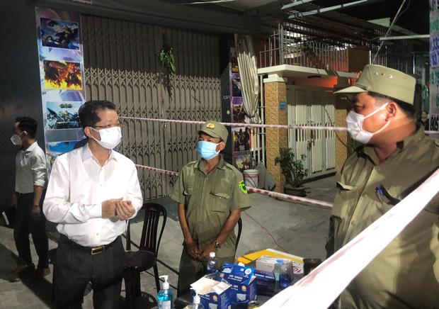 Thêm 4 công nhân nhiễm SARS-CoV-2, Đà Nẵng tạm phong tỏa 4 công ty ở KCN Hòa Khánh - Ảnh 4.