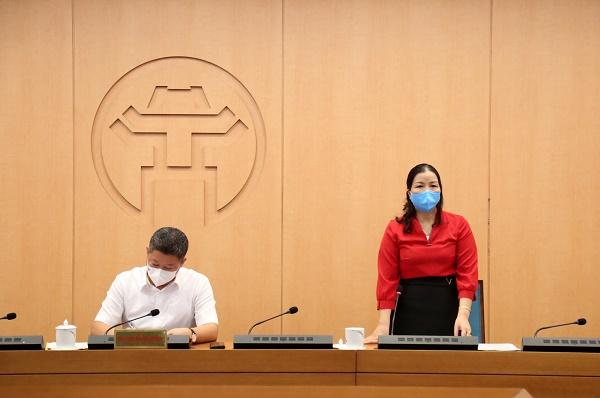 Hà Nội xem xét phương án cung cấp hàng hóa khi dịch bệnh phức tạp hơn - Ảnh 1.
