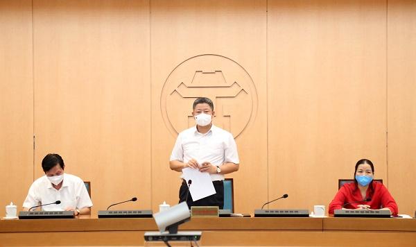 Hà Nội xem xét phương án cung cấp hàng hóa khi dịch bệnh phức tạp hơn - Ảnh 2.