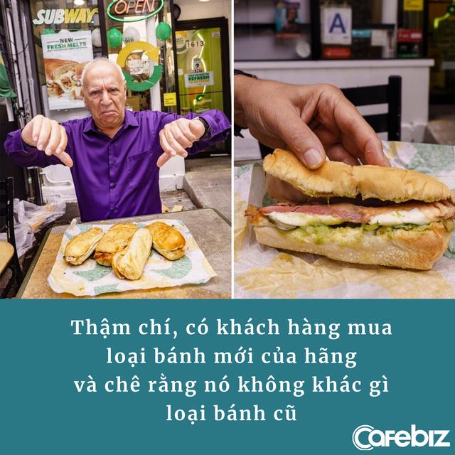 Chuỗi fast-food từng thất bại tại Việt Nam vừa tung chiến dịch marketing tặng 1 triệu bánh mì nhưng… chẳng mấy ai đến nhận, cửa hàng nào cũng 'ế' rất nhiều bánh - Ảnh 1.