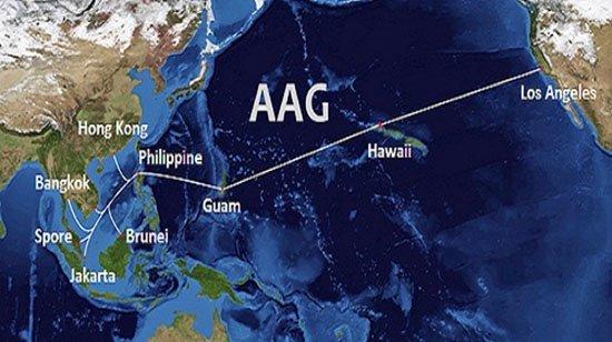 Vừa sửa xong 2 lỗi, tuyến cáp biển AAG lại tiếp tục gặp sự cố - Ảnh 1.