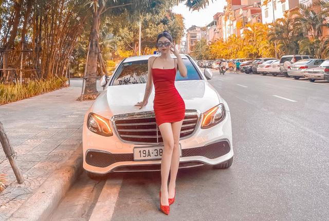 Soi giá dàn xe của hot boy, hot girl tài chính: Đủ loại Mẹc, Porsche giá từ 1,5 tỷ đến 11 tỷ đồng - Ảnh 4.