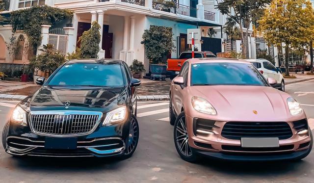 Soi giá dàn xe của hot boy, hot girl tài chính: Đủ loại Mẹc, Porsche giá từ 1,5 tỷ đến 11 tỷ đồng - Ảnh 9.