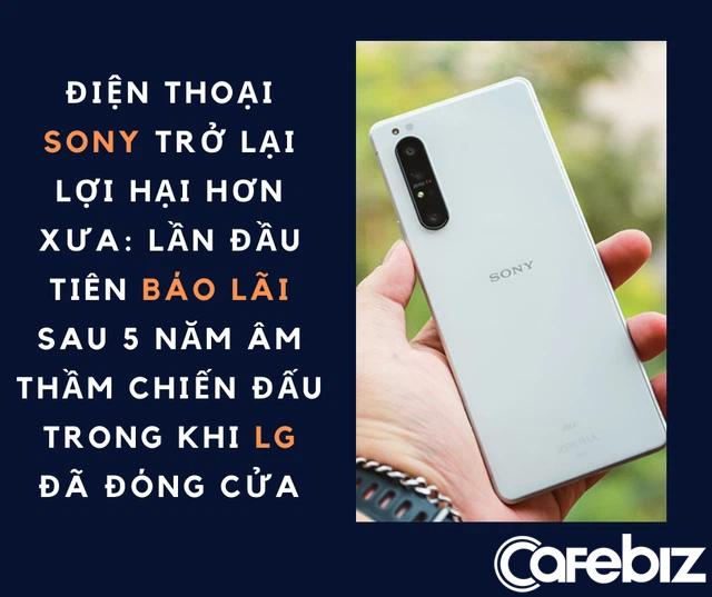 Không kết thúc bi đát như LG, điện thoại Sony vẫn sống, thậm chí vừa báo lãi cả trăm triệu USD nhờ chọn lối đi riêng: Nói không với người tiêu dùng đại chúng, chỉ bán smartphone đắt tiền - Ảnh 2.