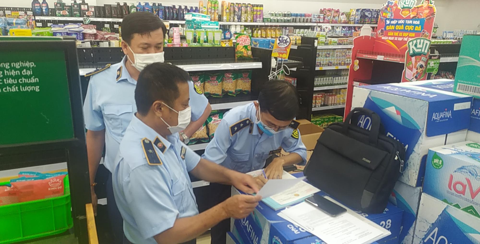 Xử phạt 4 cửa hàng Vinmart+ tại Đồng Nai vi phạm về niêm yết giá - Ảnh 3.