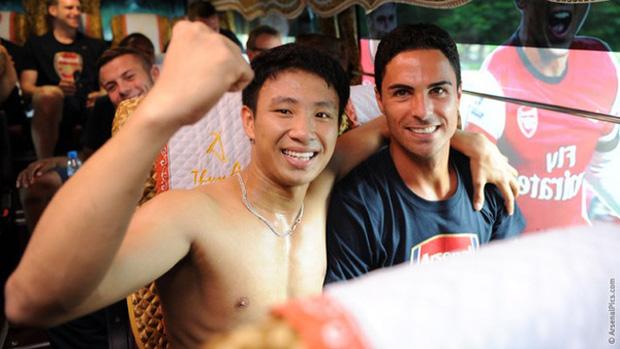 Nam sinh 8 năm trước chạy 8km theo đội tuyển Arsenal quanh bờ Hồ: Mời mức lương 100 triệu/tháng nhưng từ chối, cuộc đời thay đổi ngoạn mục! - Ảnh 2.