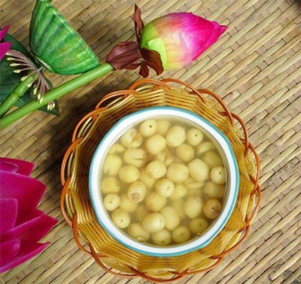 Không chỉ là thuốc an thần, chữa mất ngủ, sen còn có thể bồi bổ, thanh lọc cơ thể siêu hữu ích trong mùa dịch theo cách này - Ảnh 4.