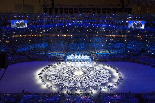 Toàn bộ thông tin cần biết về lễ khai mạc đặc biệt nhất lịch sử Olympic - Ảnh 5.