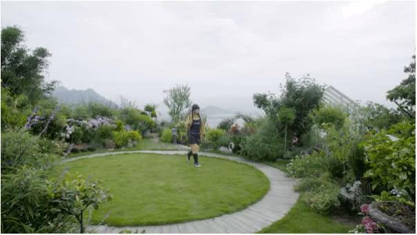 Người phụ nữ bỏ phố về quê để xây dựng vườn hoa 1500m2 đẹp nhất Trung Quốc: Nửa đời người dành cho gia đình, nửa đời sau, hãy dành cho chính mình - Ảnh 18.