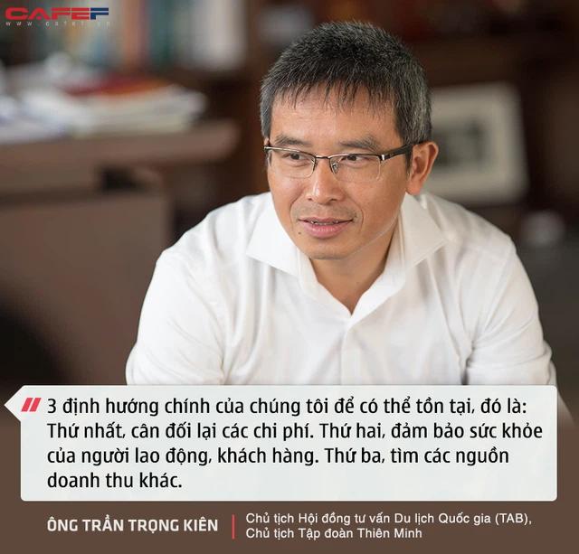 Chủ tịch TAB - Trần Trọng Kiên: Số người nghèo được hưởng hỗ trợ nhanh quan trọng hơn rất nhiều rủi ro chi nhầm - Ảnh 2.