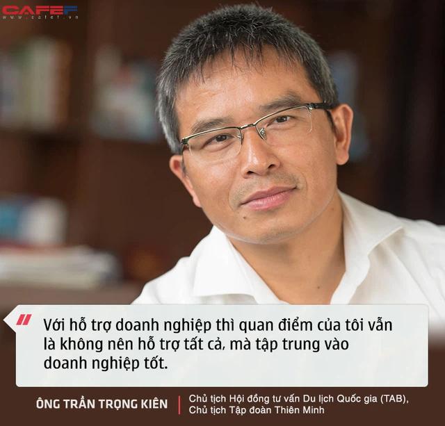 Chủ tịch TAB - Trần Trọng Kiên: Số người nghèo được hưởng hỗ trợ nhanh quan trọng hơn rất nhiều rủi ro chi nhầm - Ảnh 5.