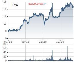 Taya Việt Nam (TYA): Quý 2 lãi 35 tỷ đồng gấp 3,3 lần cùng kỳ - cao nhất từ khi thành lập đến nay - Ảnh 2.