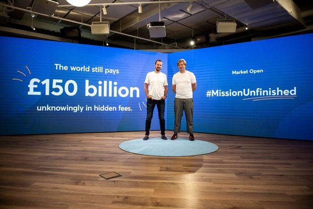 Tham vọng đưa việc chuyển tiền quốc tế dễ dàng và rẻ hơn, startup Wise lên sàn với mức định giá gần 14 tỷ USD, gấp rưỡi Western Union  - Ảnh 4.
