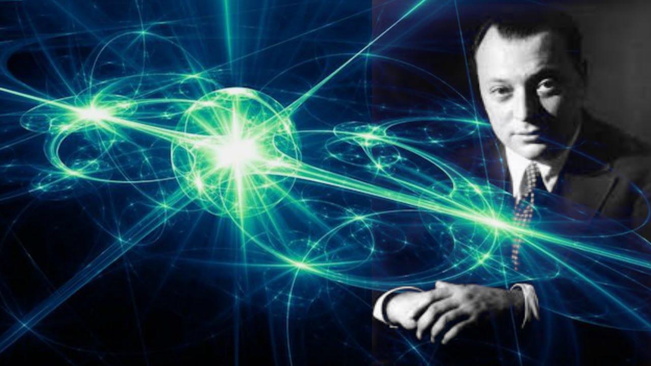 Pauli: Nhà khoa học siêu năng lực đặc biệt gây kinh ngạc cho thế giới - Ảnh 1.