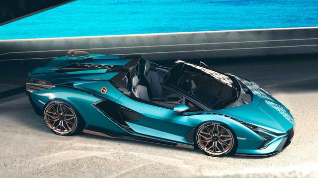 Lamborghini hé lộ cả loạt siêu xe mới sẽ ra mắt, đại gia Việt đặt gạch dần đi là vừa - Ảnh 1.