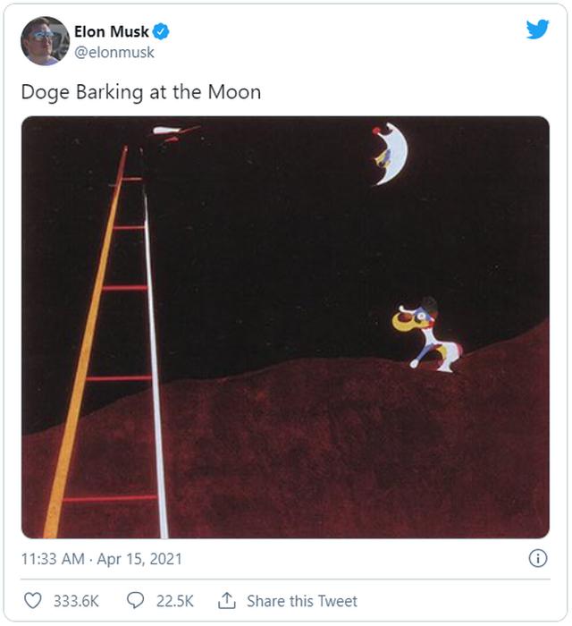 Cùng nhìn lại 10 lần Elon Musk làm điên đảo thị trường tiền số trong một năm qua - Ảnh 9.