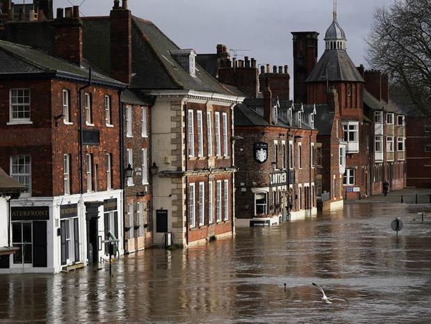 Không nơi nào an toàn: Lũ lụt lịch sử sẽ ngày càng phổ biến hơn bởi những cơn khủng hoảng khí hậu thời gian tới - Ảnh 1.