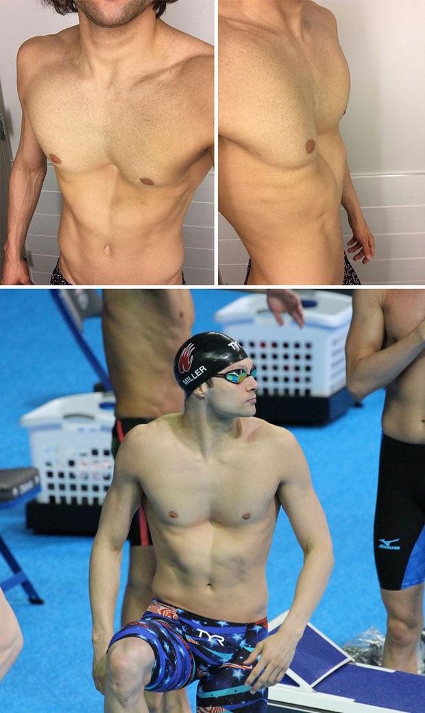 16 hình ảnh cơ thể vượt giới hạn của các VĐV Olympic, bạn sẽ có cái nhìn rõ nét hơn về nỗ lực cả đời của họ - Ảnh 14.